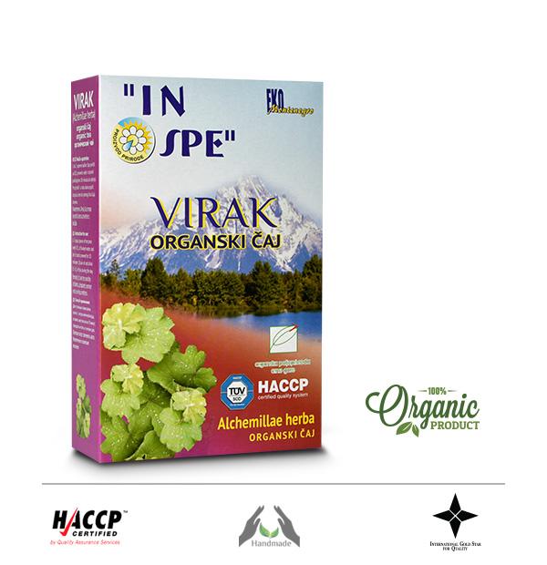Virak (Alchemillae folium)