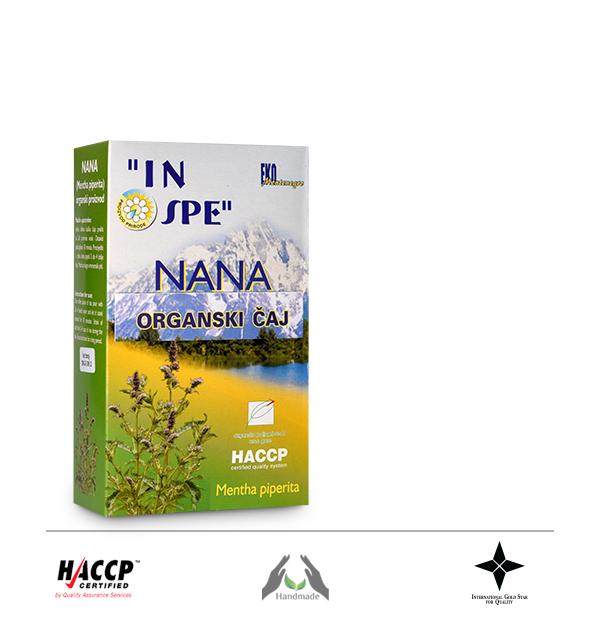 Nana (Mentha piperita)