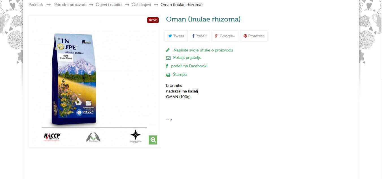 Oman (Inulae rhizoma)